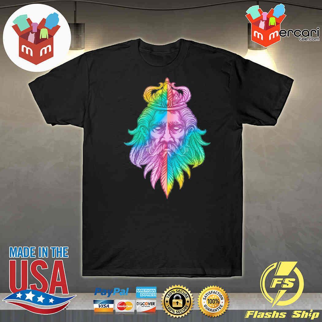 King Kannabis Rainbow Shirt