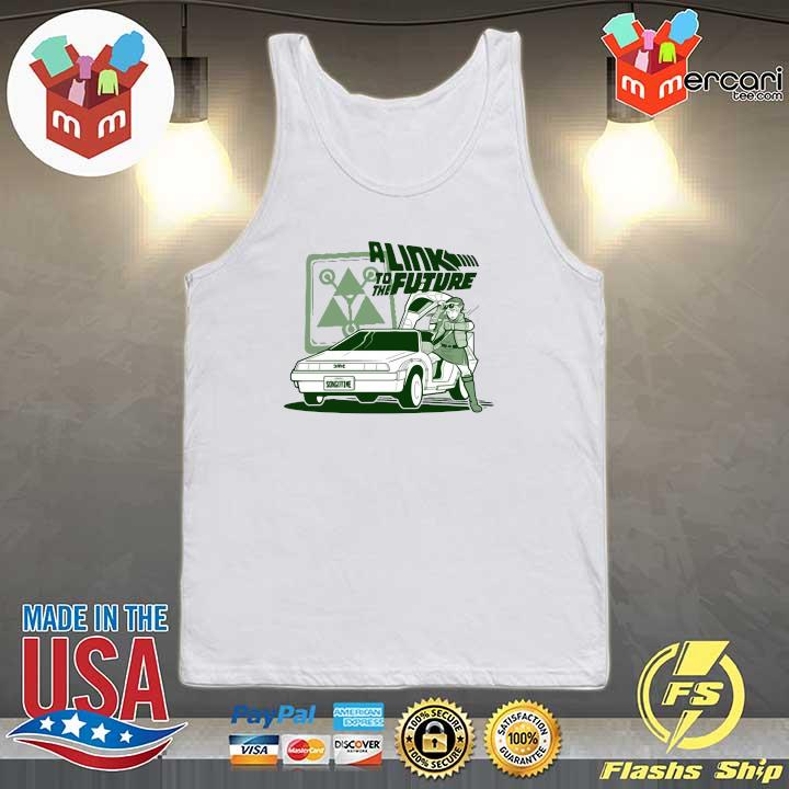 A Link To The Future Shirt Tank-top