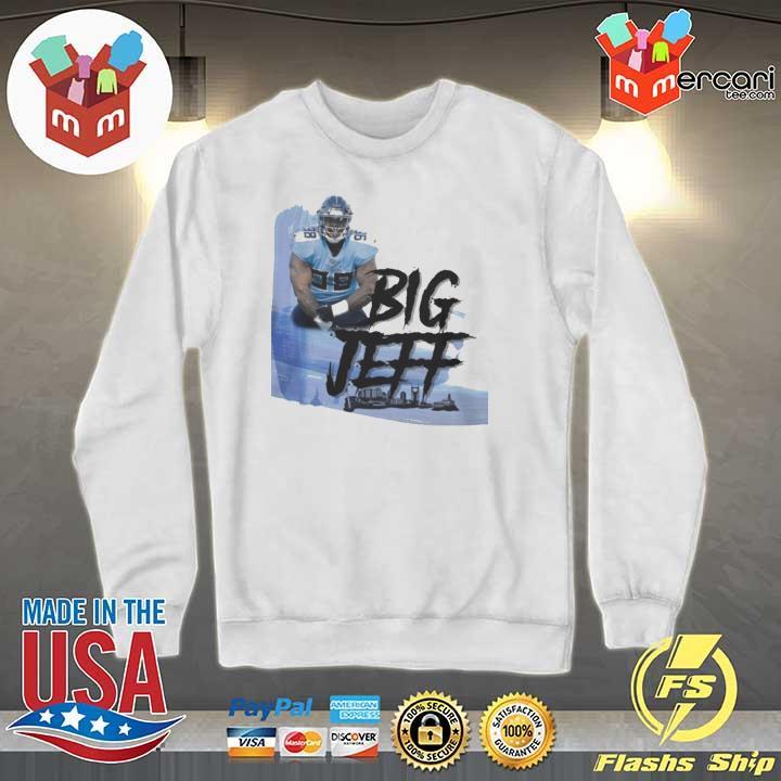 Big Jeff Tee Shirt, Jeffery Simmons – Tennessee Titans Sweater