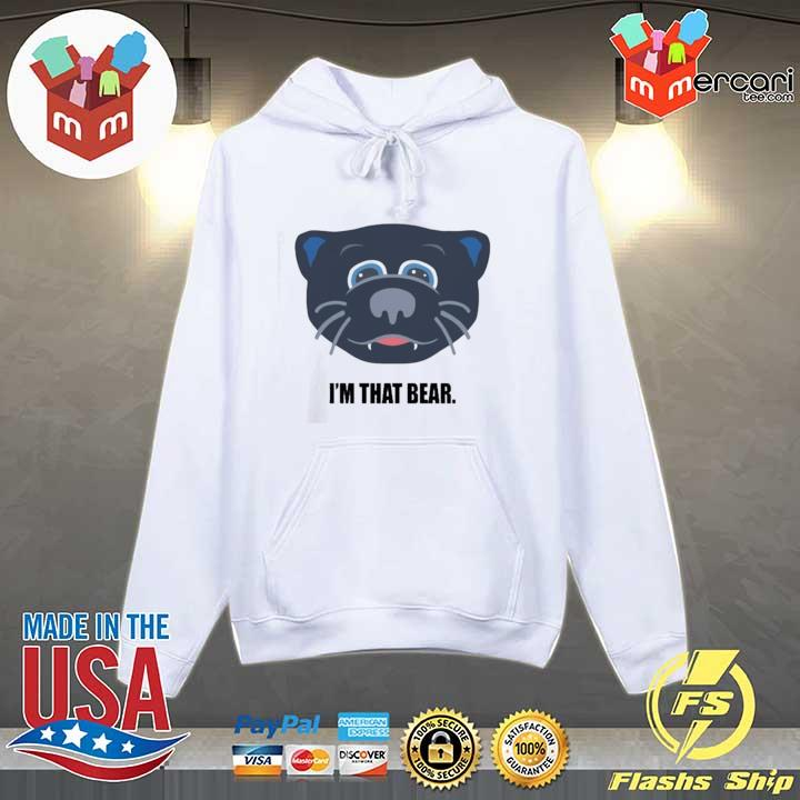 Carolina I'm that bear t-s Hoodie