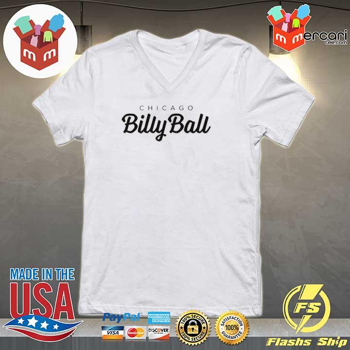 Chicago Billy Ball Shirt V-neck