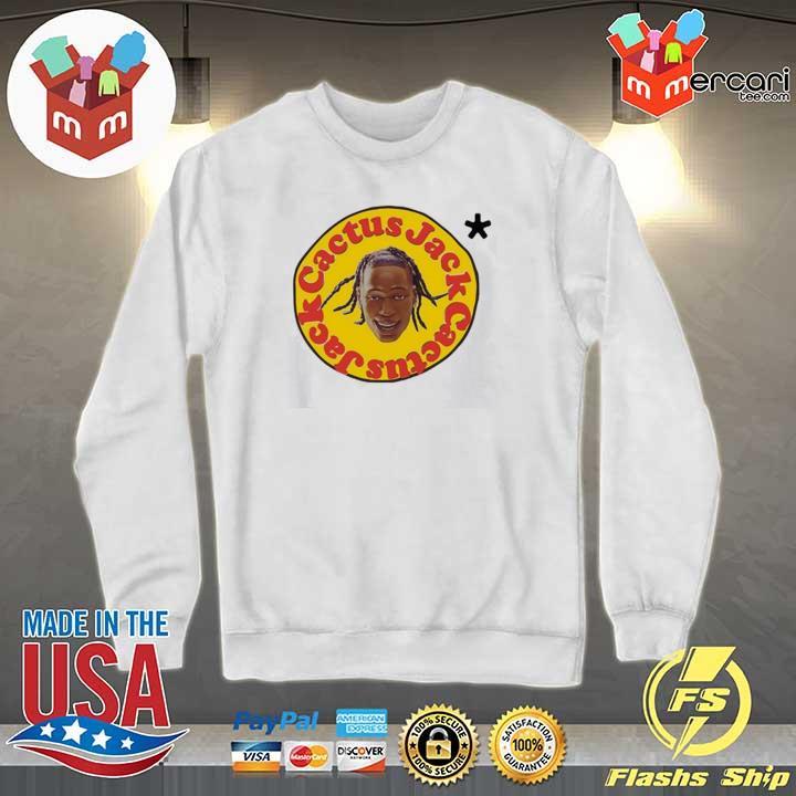 CPFM 4 cj 60 seconds t-s Sweater