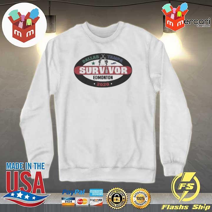 Dallas – Tampa Survivor Edmonton 2020 Shirt Sweater