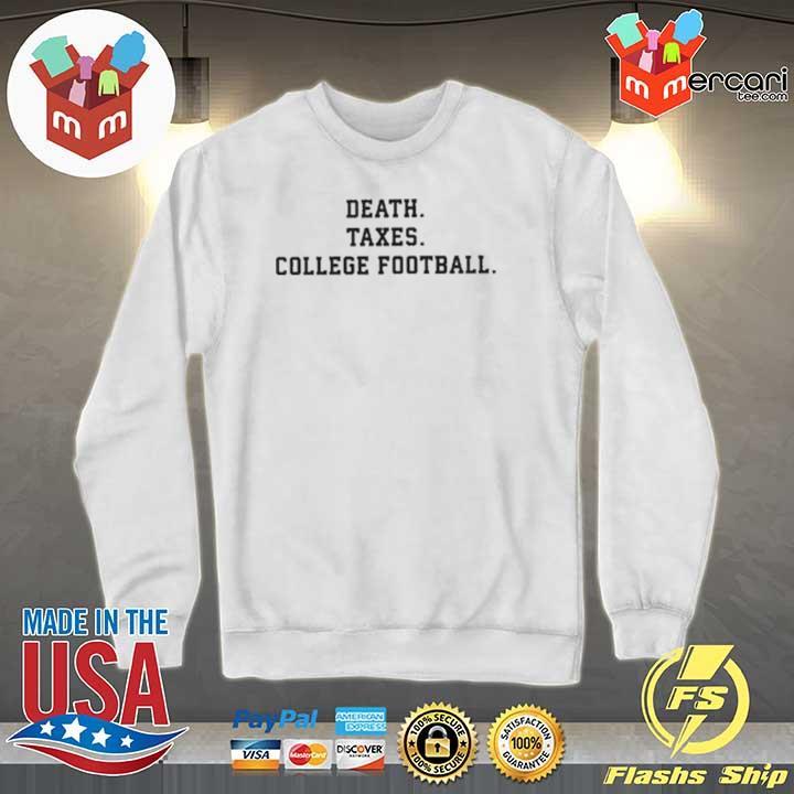 Death Taxes Cfb Shirt Sweater