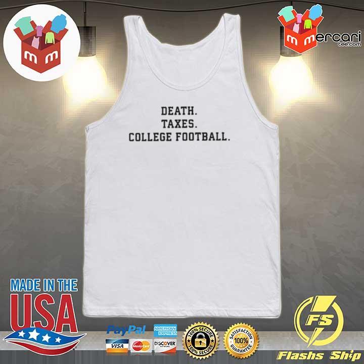Death Taxes Cfb Shirt Tank-top