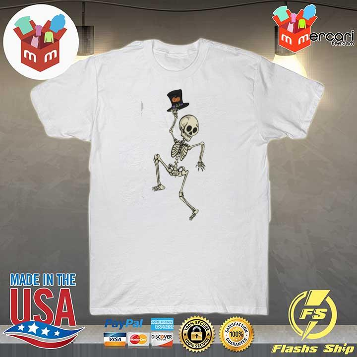 Dia De Los Muertos Day Of Dead Skeleton Dance Party Shirt