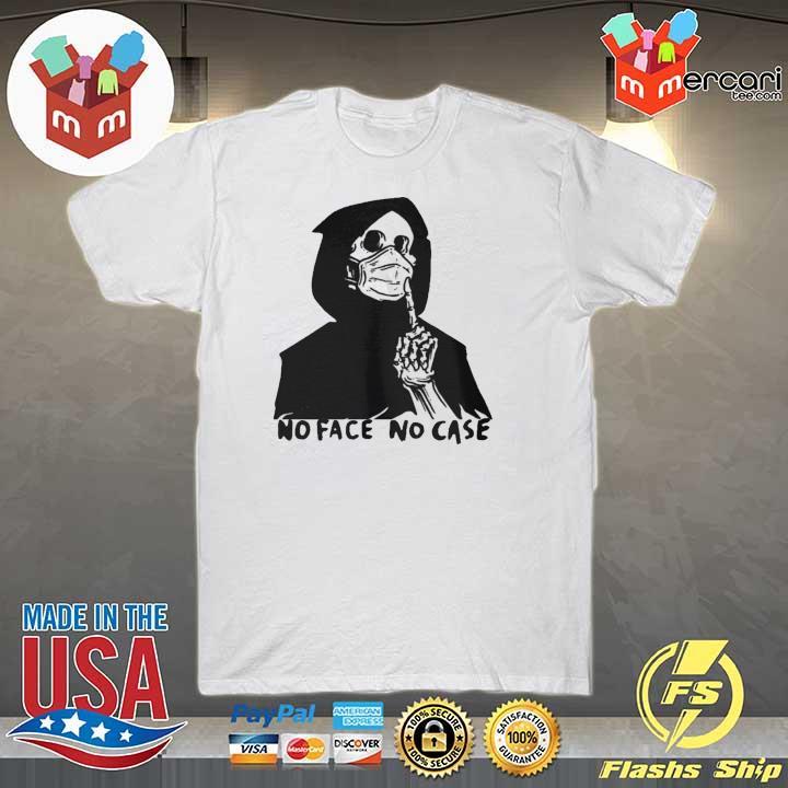 No Face No Case Official T-shirt