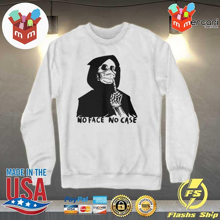 No Face No Case Official T-s Sweater