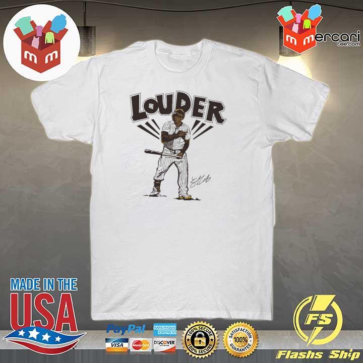 Slam Diego Louder Hoodies Shirt