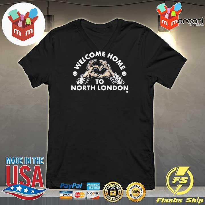 Welcome Home to North London T-Shirt V-neck