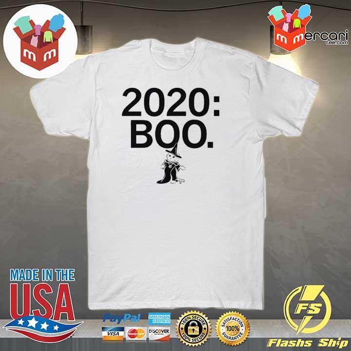 2020 BOO CAT SHIRT