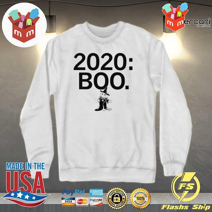 2020 BOO CAT SHIRT Sweater