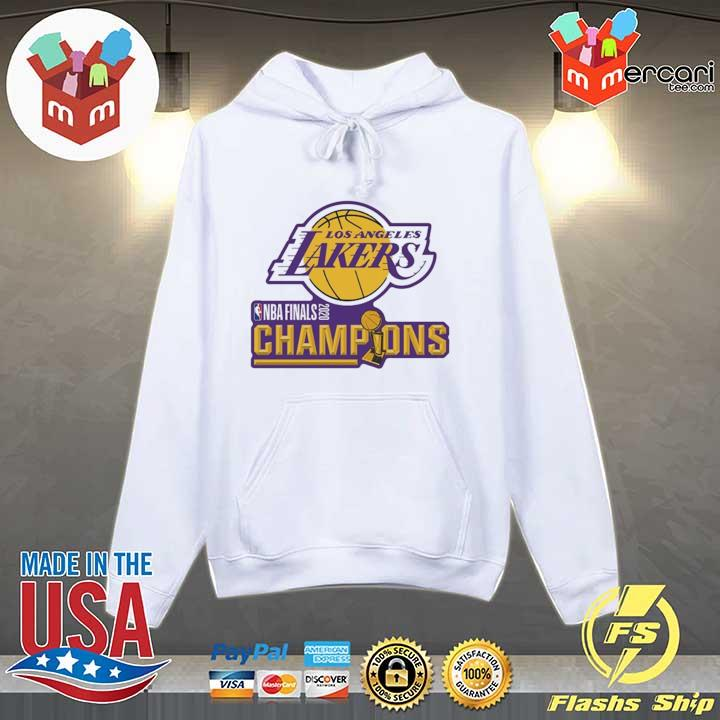 2020 Los Angeles Lakers Champions Shirt Hoodie
