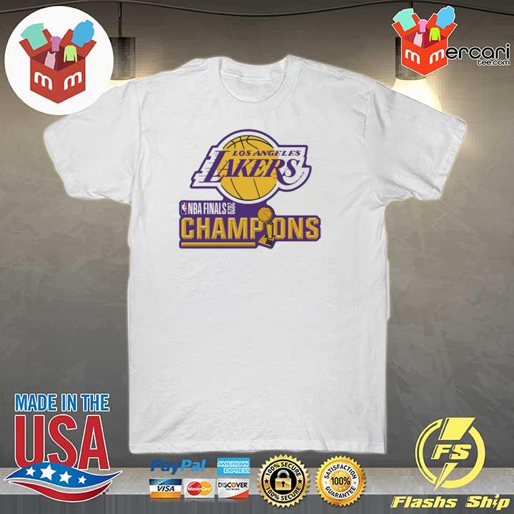 2020 Los Angeles Lakers Champions Shirt