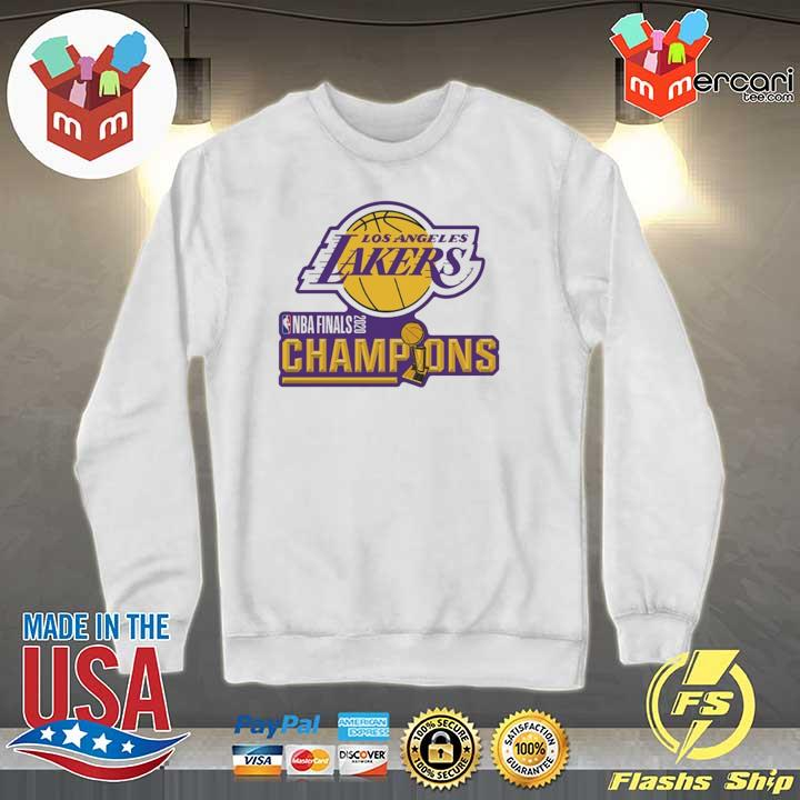 2020 Los Angeles Lakers Champions Shirt Sweater