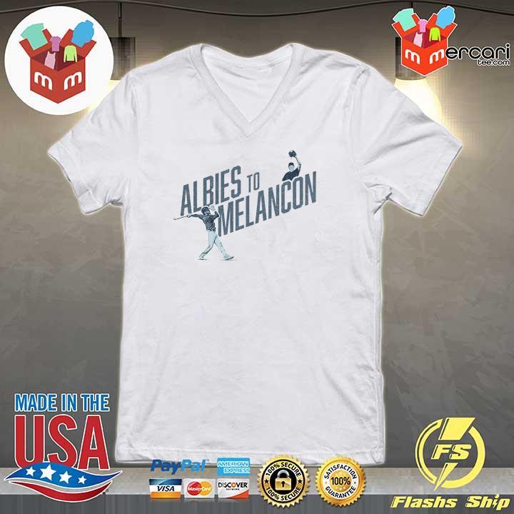Albies To Melancon T-Shirt V-neck