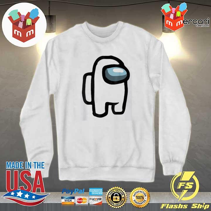 Imposter Among Game Us Sus Tee Shirt Sweater
