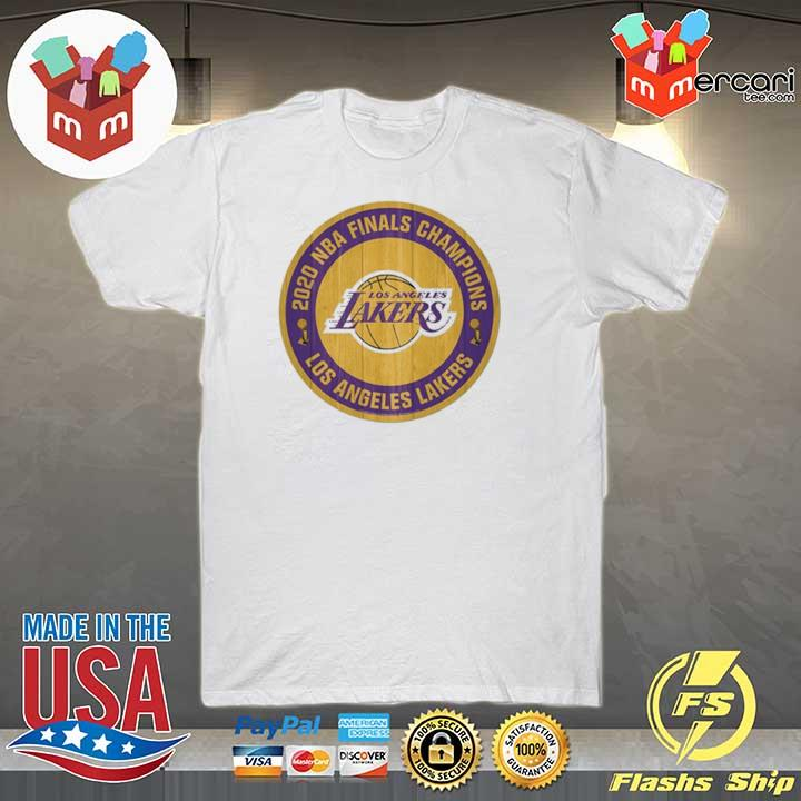 LA Lakers Champions 2020 Shirt
