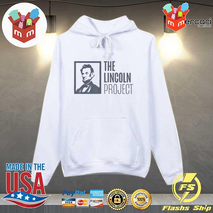 Lincoln Project Save The USA Shirt Hoodie