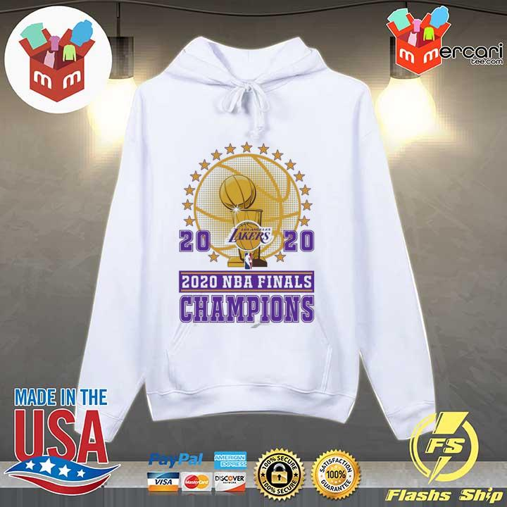 Los Angeles Lakers 2020 NBA Finals Champions Classic T-Shirt Hoodie