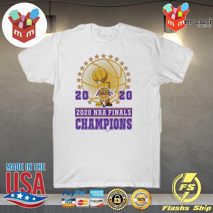 Los Angeles Lakers 2020 NBA Finals Champions Classic T-Shirt