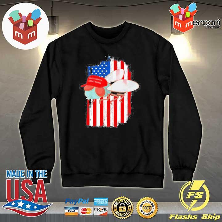 Mike Pence Fly Maga Trump 2020 Republican Democrat Shirt Sweater