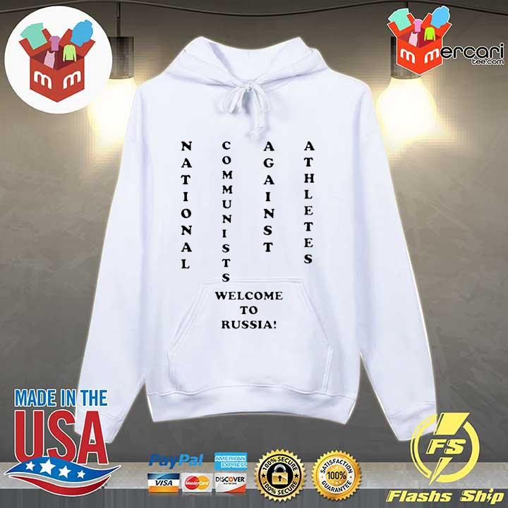 NCAA National Communists Against Athletes Shirt Hoodie