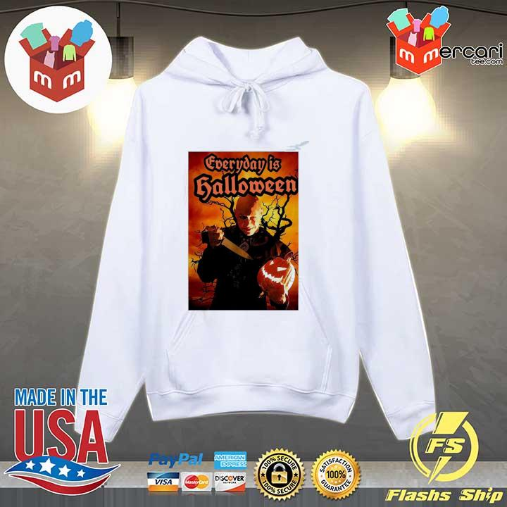 OFFICIAL FITZGERALD'S REALM EVERYDAY IS HALLOWEEN SHIRT Hoodie