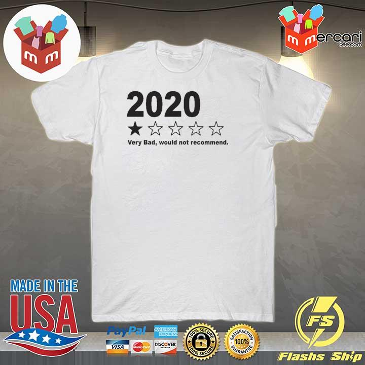 PREMIUM 2020 VERY BAD WOULD NOT RECOMMEND SHIRT