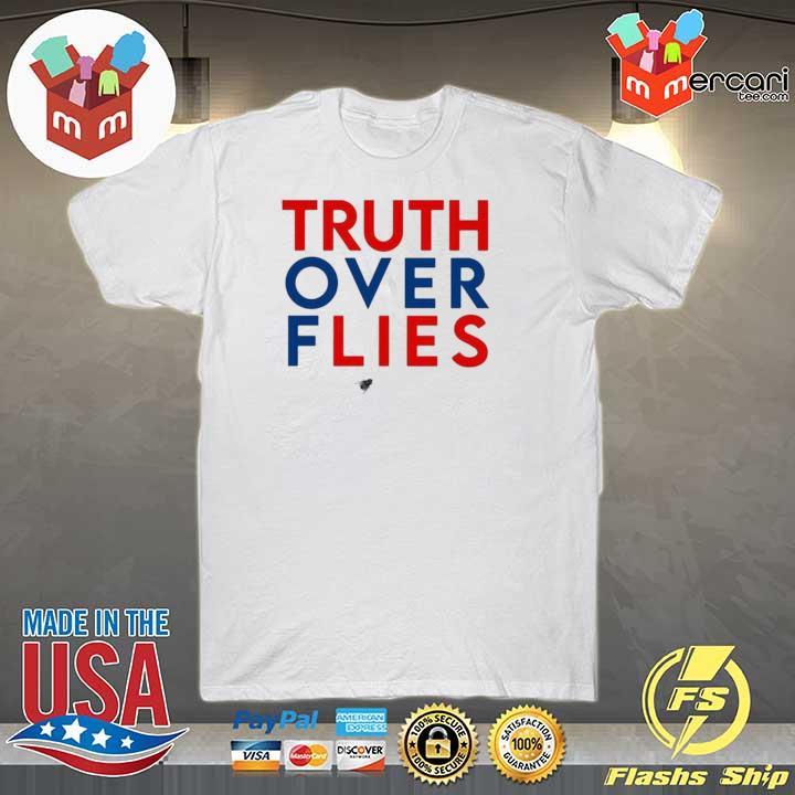 Top Truth Over Flies Kamala Harris Joe Biden Debate Shirt
