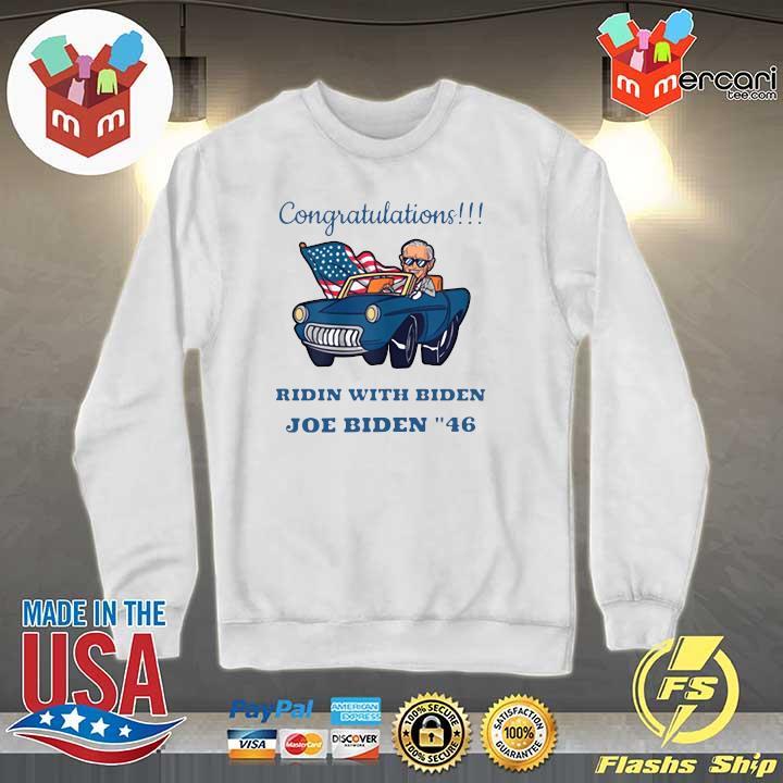 2020 congratulations mr president joe biden forty-six 46th s Sweater