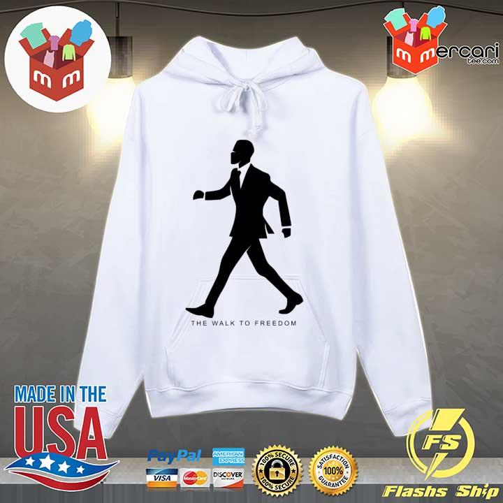 Awesome the walk to freedom s Hoodie