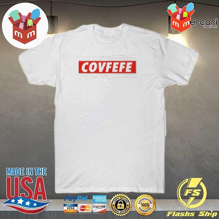 The COVFEFE Trump Sweatshirt