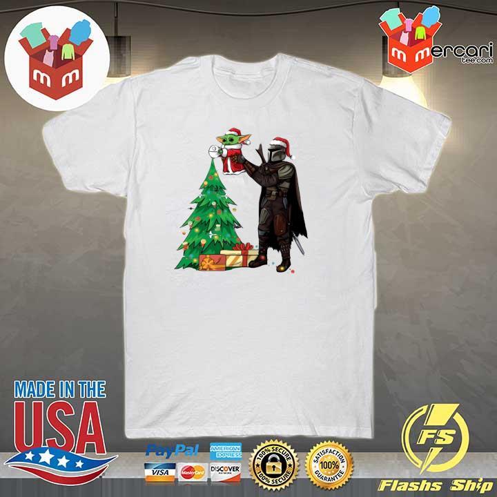 The Mandalorian Christmas LS Sweatshirt