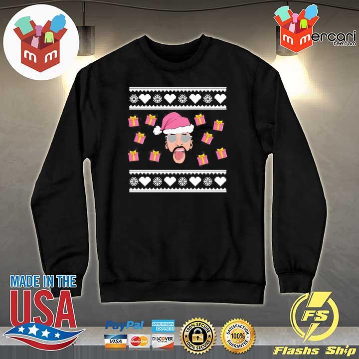 Bad Bunny Christmas Xmas Ugly Sweats Sweater