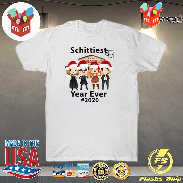 Original schitt's rosebud motel year ever 2020 shirt