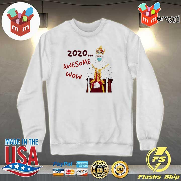 2020 awesome wow hamilton king george s Sweater