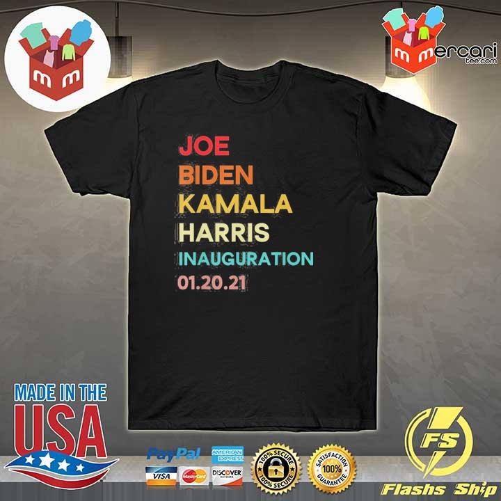 Biden Harris inauguration inauguration 2021 classic shirt