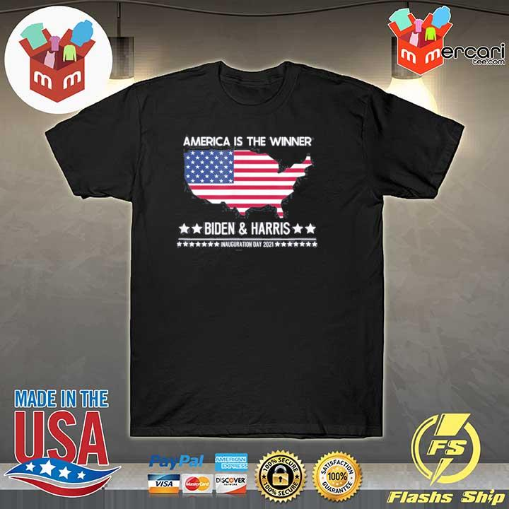Official Biden Harris Presidential Inauguration Day 2021 T-Shirt
