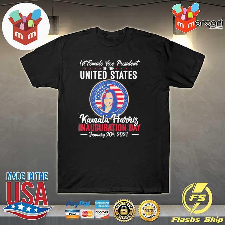 President Joe Biden 2021 and VP Harris inauguration day us 2021 s shirt