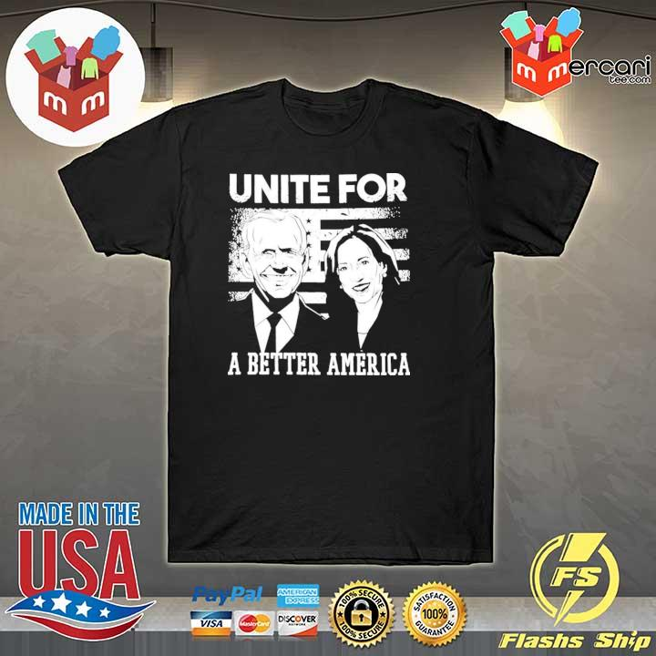 Unite For A Better American Flag Shirt